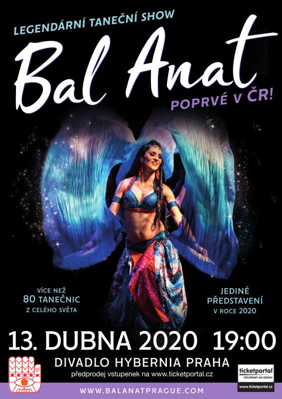 picture BAL ANAT, velkolepá taneční show z USA