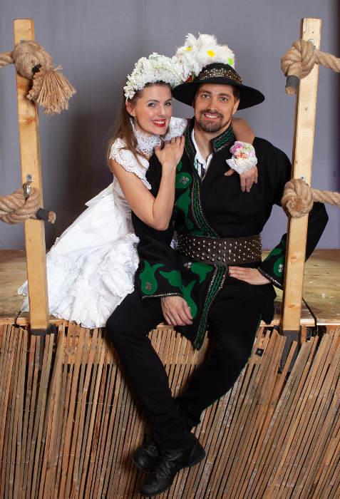 picture Československý muzikál KUBO - Pocta J. Kronerovi