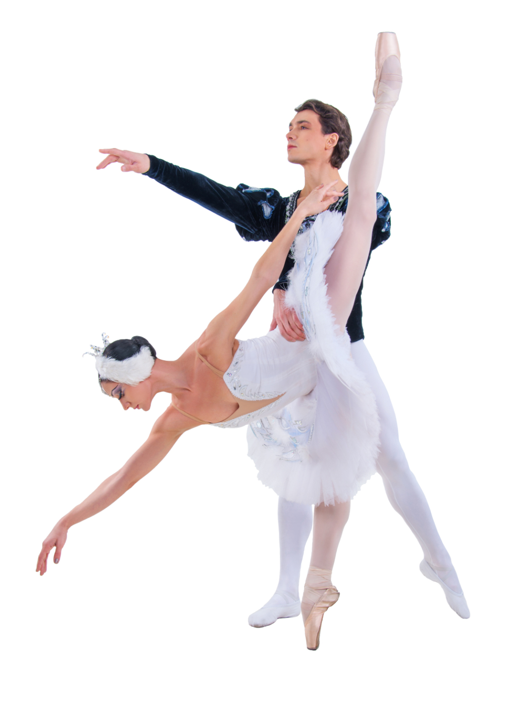 picture Balet St. Petersburg - LABUTÍ JEZERO