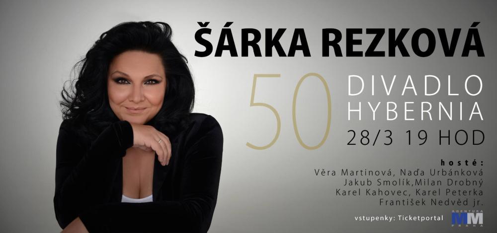 picture ŠÁRKA REZKOVÁ 50