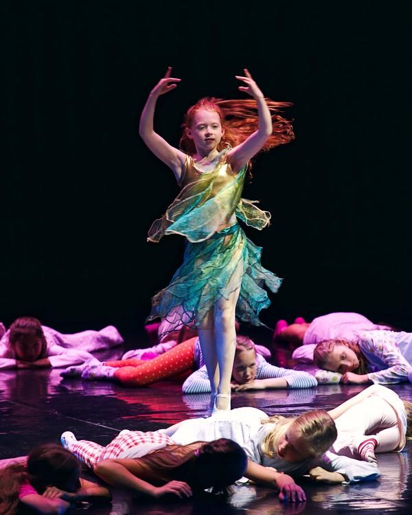 picture Pop Balet: 137 ÚHLŮ POHLEDU