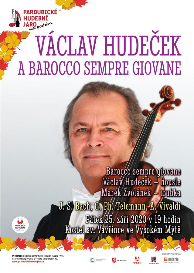 picture Václav Hudeček a Barocco sempre giovane