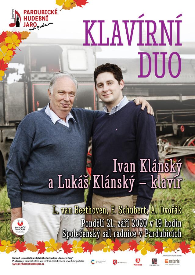 picture Klavírní duo
