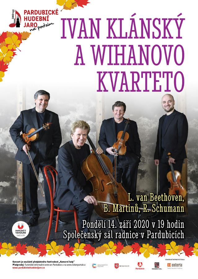 picture Ivan Klánský a Wihanovo kvarteto
