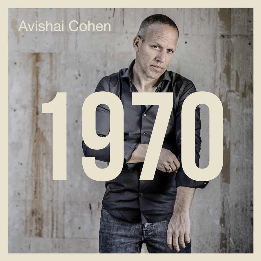 picture Avishai Cohen 1970