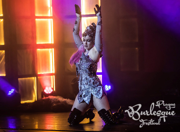 picture PRAGUE BURLESQUE FESTIVAL 2020