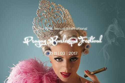 picture PRAGUE BURLESQUE FESTIVAL 2017