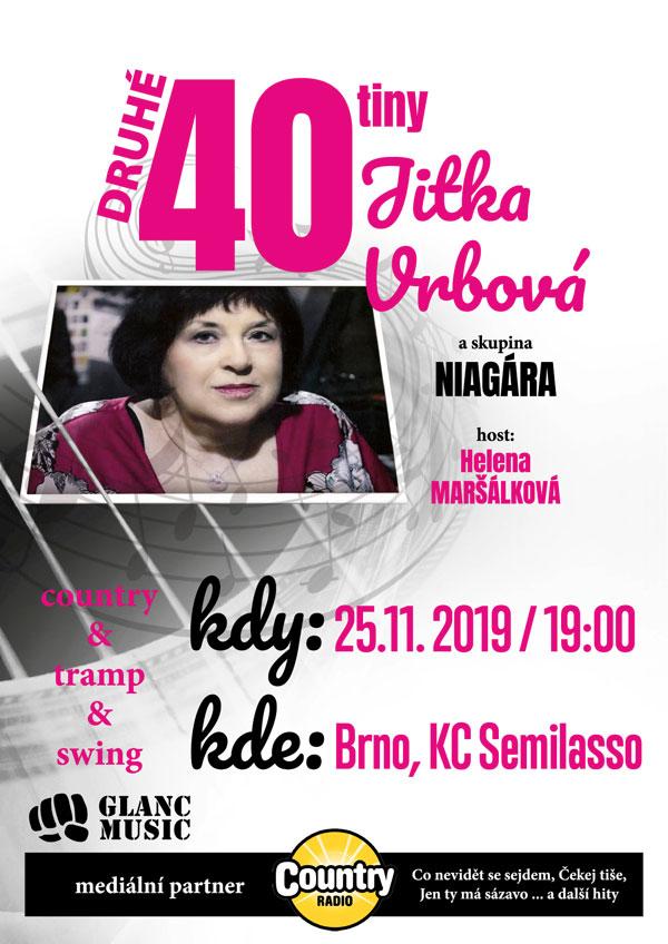 picture Jitka Vrbová s kapelou - 80 let