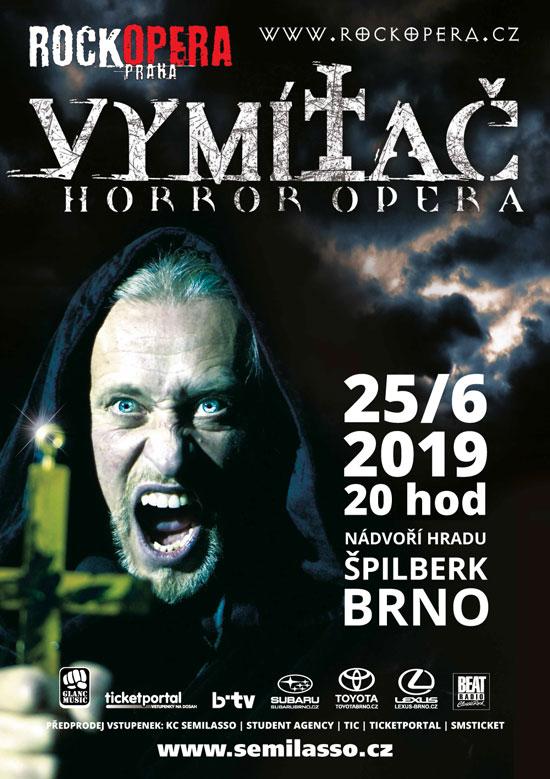 picture Rock Opera Praha - Vymítač