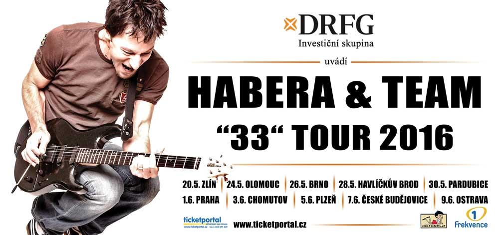 picture Habera a Team 33 Tour 2016