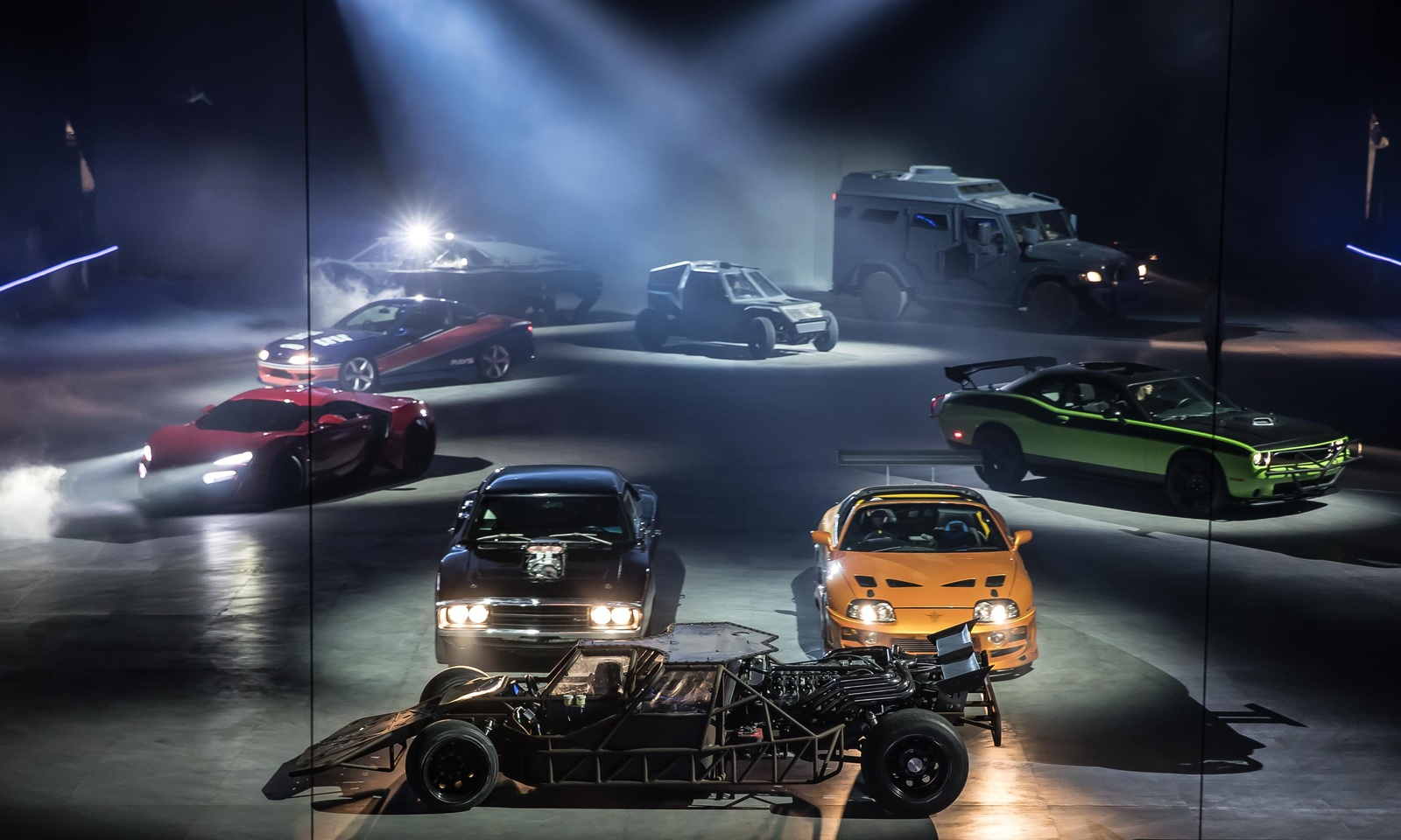 picture Fast and Furious Live