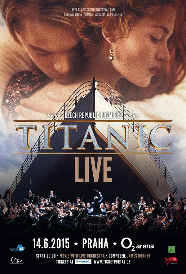picture Titanic Live 2015