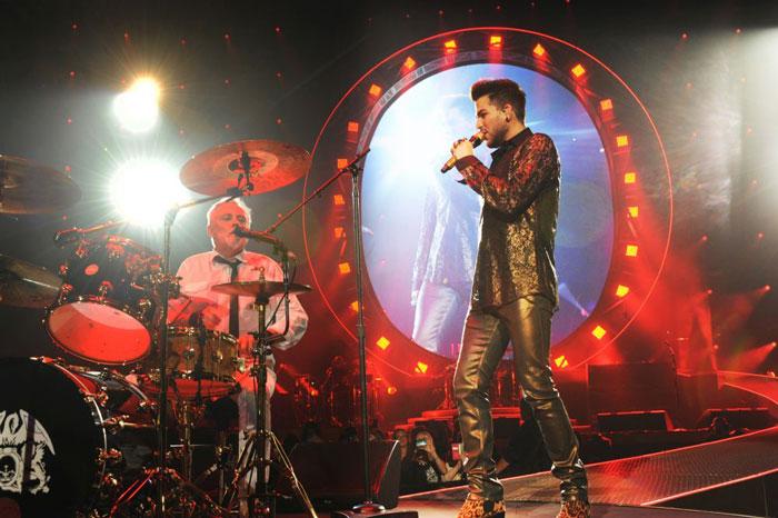 picture Queen & Adam Lambert