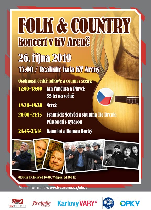 picture FOLK & COUNTRY KONCERT