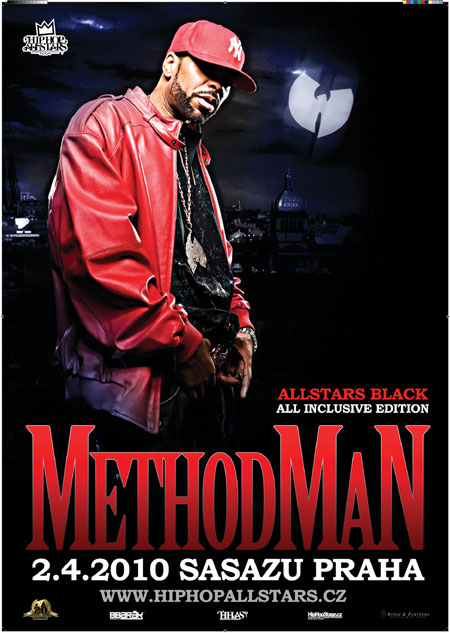 picture Allstars Black: METHODMAN /Boss of the Clan/