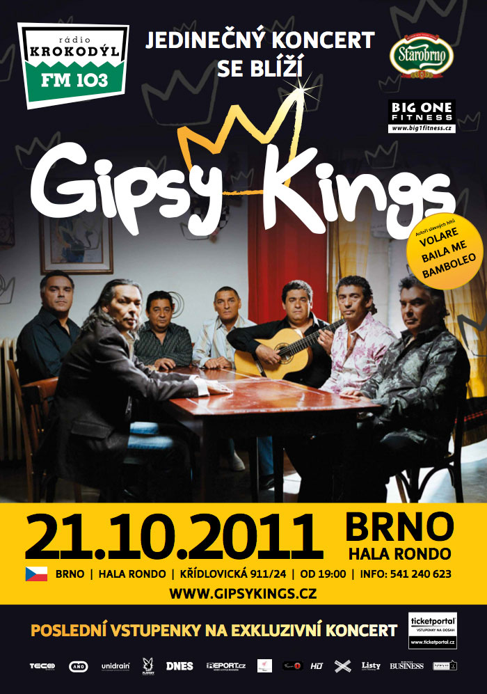 picture GIPSY KINGS
