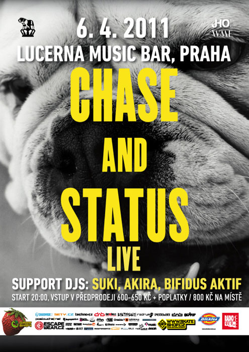 picture CHASE and STATUS LIVE /UK/