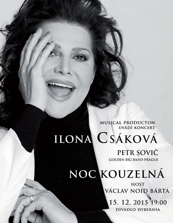 picture Ilona Csáková