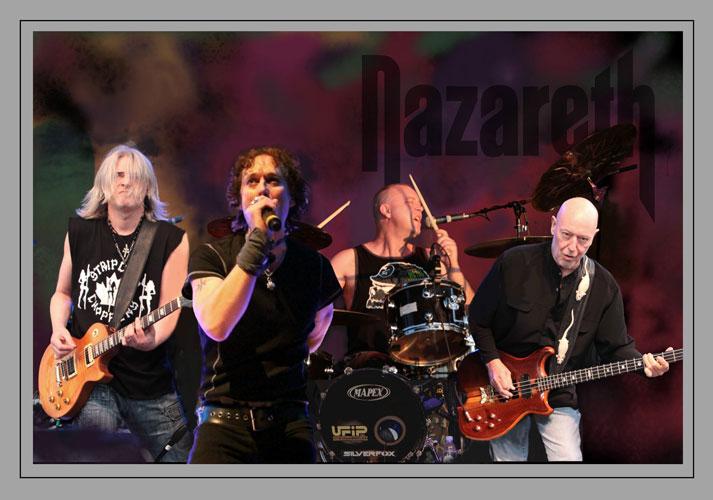 picture NAZARETH (UK)