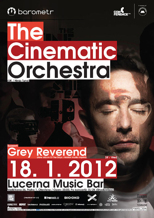 picture THE CINEMATIC ORCHESTRA (Ninja Tune/ UK)