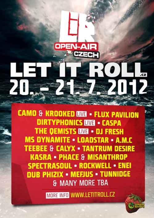 picture LET IT ROLL Open Air 2012