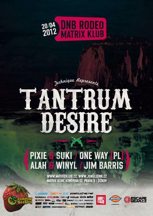 picture DNB RODEO: TANTRUM DESIRE (UK)