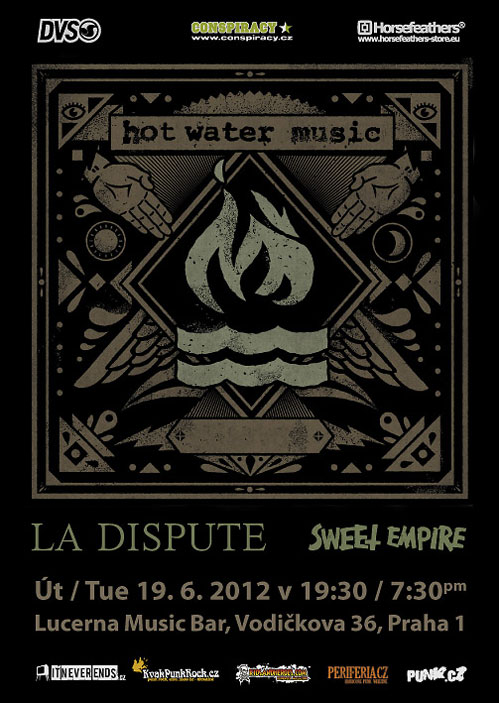 picture HOT WATER MUSIC (USA)