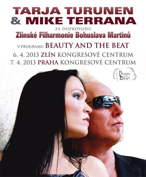 picture TARJA TURUNEN & MIKE TERRANA: Beauty and the Beat