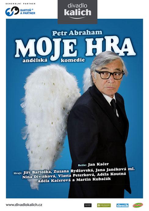 picture MOJE HRA - andělská komedie