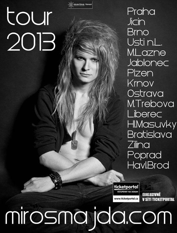 picture MIRO ŠMAJDA - mirosmajda.com Tour 2013