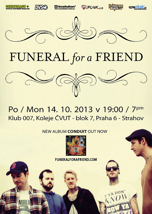 picture FUNERAL FOR A FRIEND (UK)