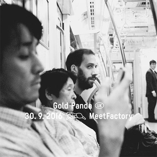 picture GOLD PANDA (UK)