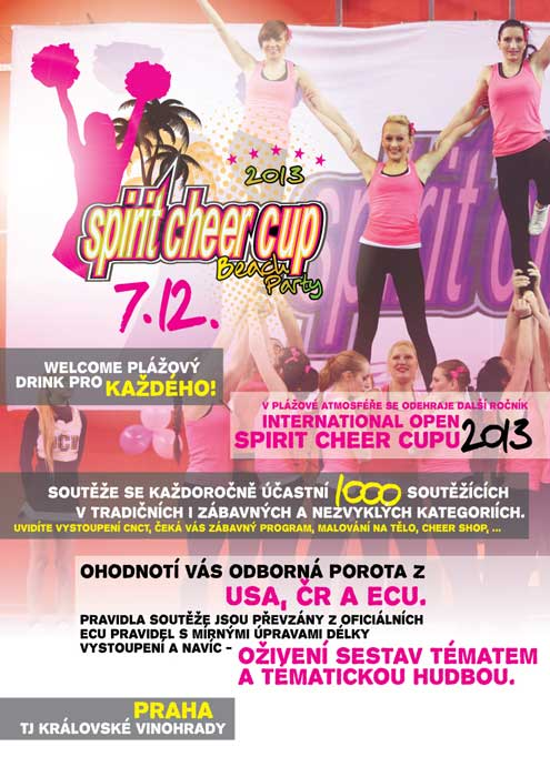 picture SPIRIT CHEER CUP 2013