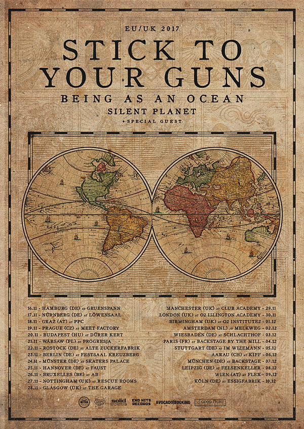 picture STICK TO YOUR GUNS (USA)