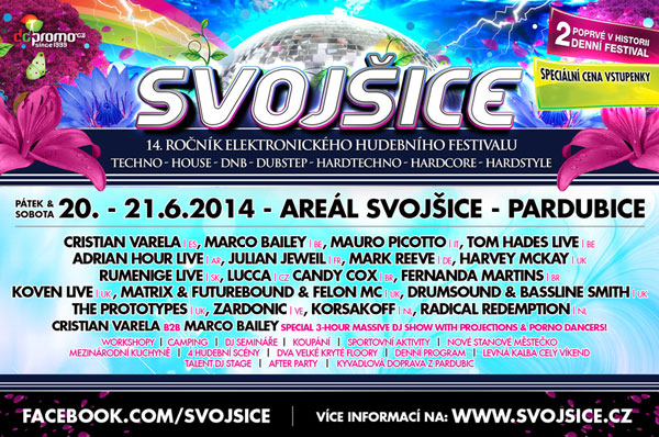 picture Open Air Festival Svojšice 2014