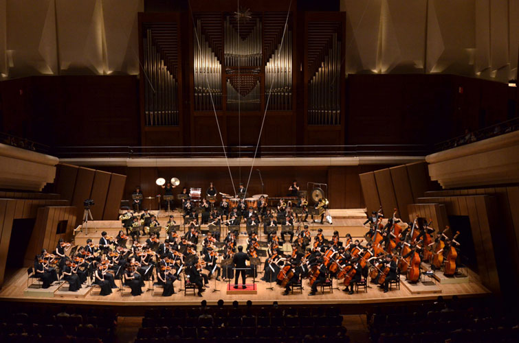 picture WAGNER SOCIETY ORCHESTRA TOKYO