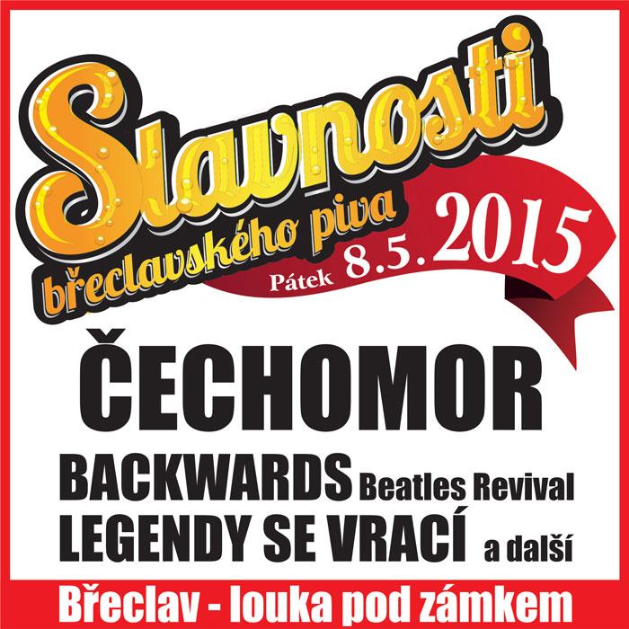 picture Slavnosti břeclavského piva 2015