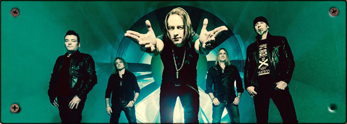 picture HELLOWEEN, GOTTHARD + support CRIMES OF PASSION