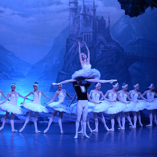 picture ROYAL RUSSIAN BALLET, Labutí Jezero