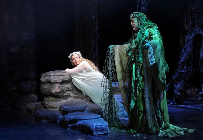 picture Rusalka.