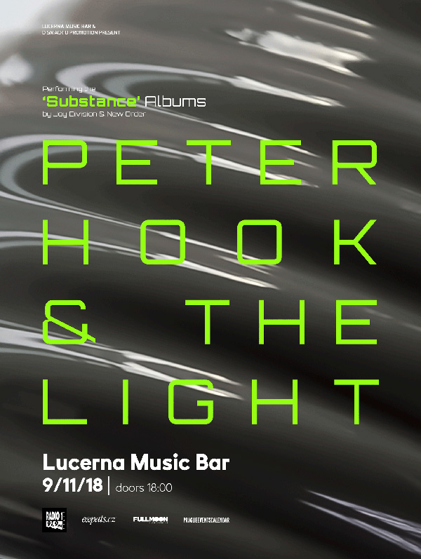 picture PETER HOOK & THE LIGHT / UK