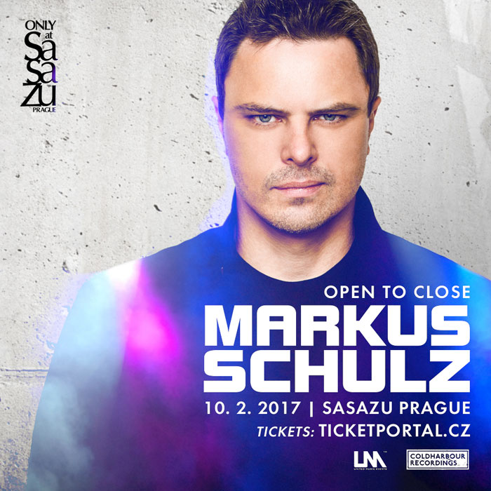 picture Markus Schulz Open to Close