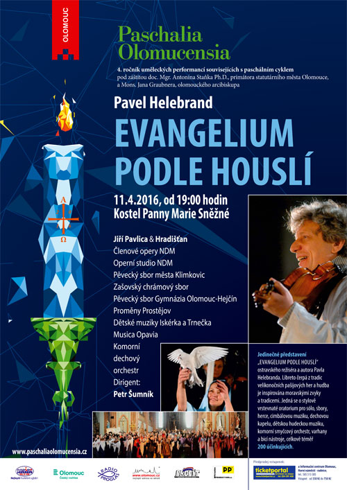 picture PASCHALIA OLOMUCENSIA – EVANGELIUM PODLE HOUSLÍ