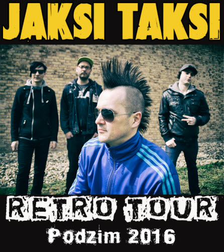 picture JAKSI TAKSI - Retro tour 2016