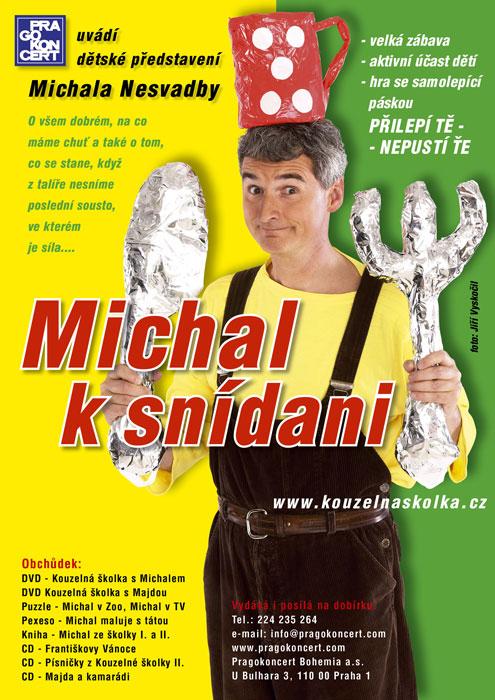picture Michal k snídani - Michal Nesvadba