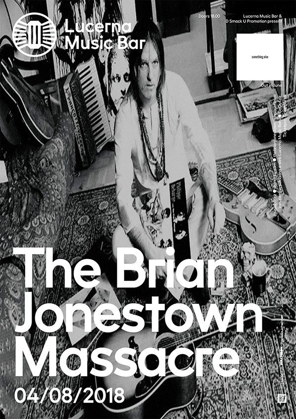 picture THE BRIAN JONESTOWN MASSACRE / US