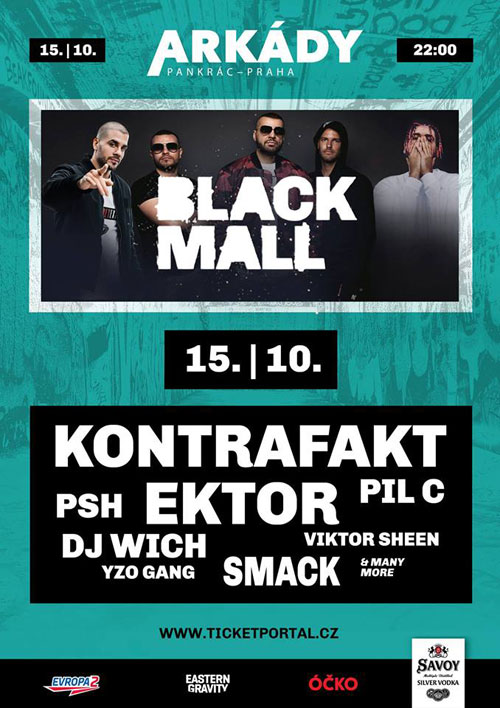 picture ARKÁDY BLACKMALL FESTIVAL 2016