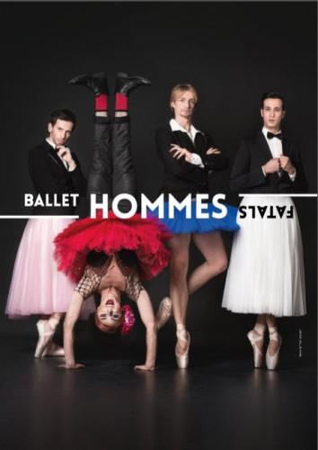 picture BALLET HOMMES FATALS