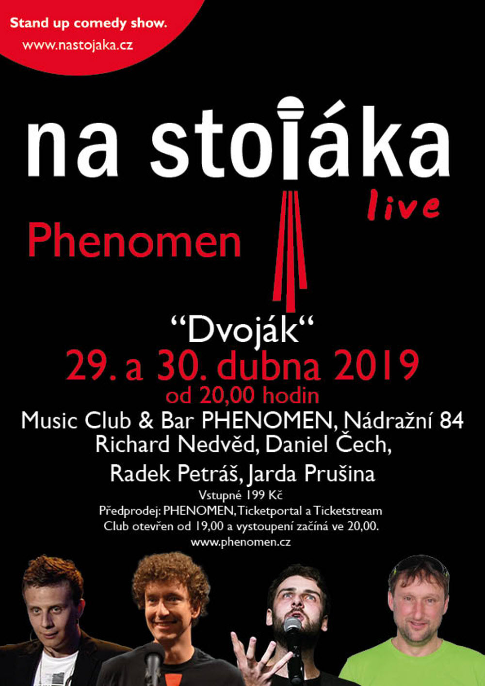 picture Na stojáka - live