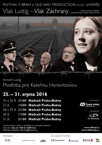 picture Vlak Lustig - Modlitba pro Kateřinu Horovitzovou